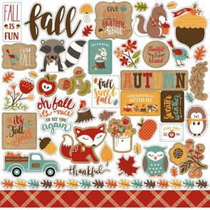 Stickers by Echo Park / Celebrate Autumn