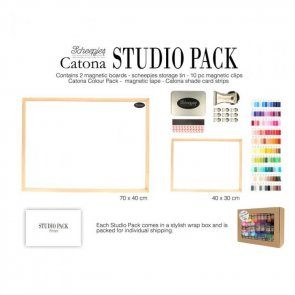 Catona Colour 10 g / Studio Pack / Sada 109 ks