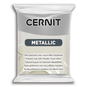 CERNIT Metall 56 g / Silver