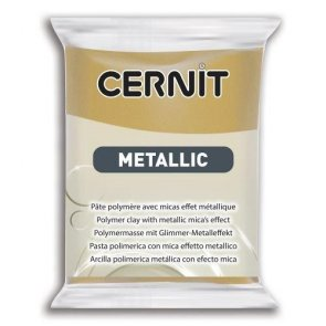 CERNIT Metall 56 g / Rich Gold