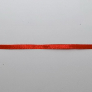 Decorative Ribbon / 7 mm / Red