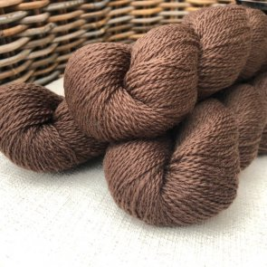 Cascade 220 Fingering 50 g / 9675 Cocoa Brown