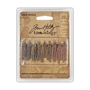 Chain Tassels by Tim Holtz