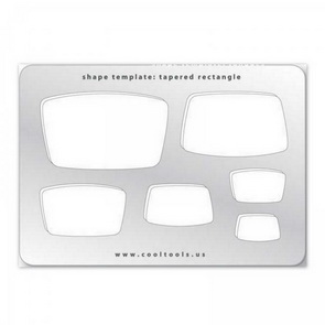 Shape Template / Tapered Rectangle