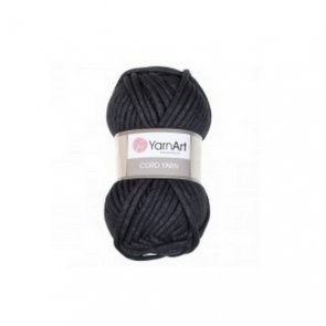YarnArt Cord Yarn 250 g / no. 120 Black