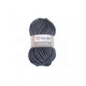 YarnArt Cord Yarn 250 g / no. 125 Grey