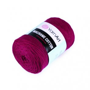 YarnArt Macrame Cotton 250 g / 781 Wine