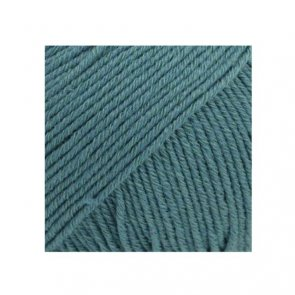 Cotton Merino Uni Colour / Drops / 26 Storm Blue
