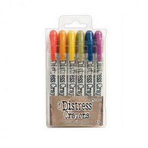 Distress Crayons Tim Holtz / Sada 2