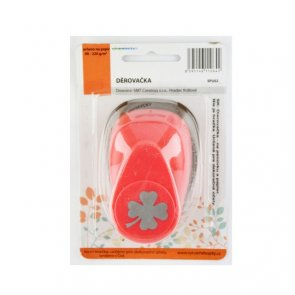 Paper Punch By SMT Creatoys / 2,3 cm / Cloverleaf