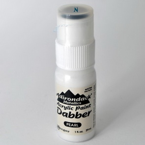 Acrylic Paint - Dabber / Pearlescent