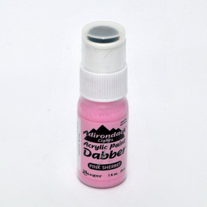 Acrylic Paint - Dabber / Pink