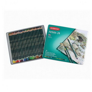 Derwent Artist Colour Pencils / 24 pc