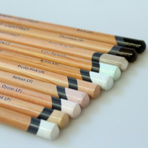 Pencils / Derwent / Lightfast / 10 pc / set Nikol