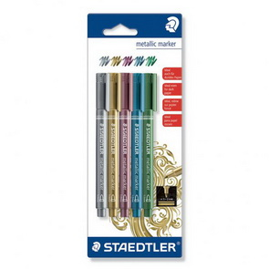 Metallic Marker Set by Staedtler
