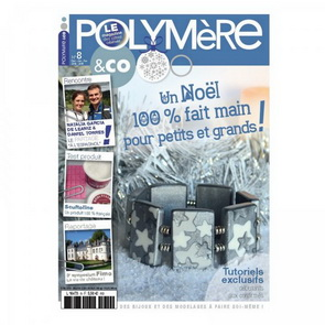 Polymére & co. / No. 8 / časopis
