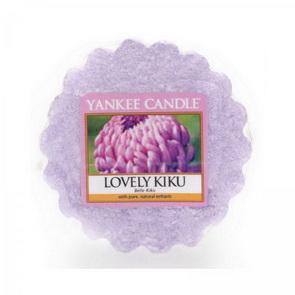 Vosk Yankee Candle / Lovely Kiku