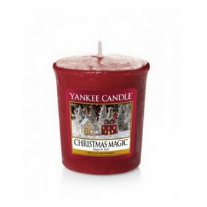 Votivní svíčka Yankee Candle / Christmas Magic