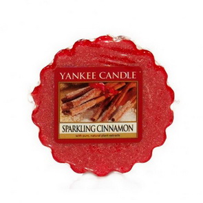 Vosk Yankee Candle / Sparkling Cinnamon