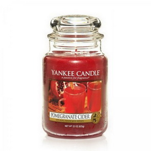 Classic Yankee Candle / velký / Pomegranate Cider