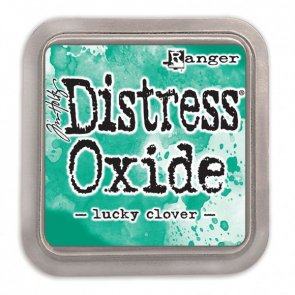 Distress Oxide Ink Pad / Lucky Clover