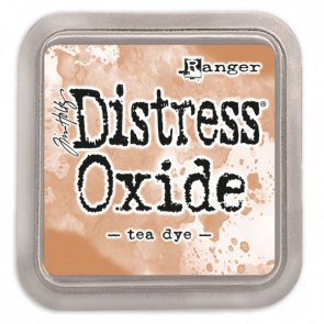 Distress Oxide Ink Pad / Tea Dye