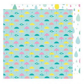 Scrapbooking Paper Dear Lizy / Stay Colorful / Neato