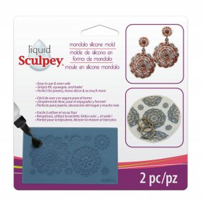 Sculpey® Silicone Bakeable Mold / Mandala