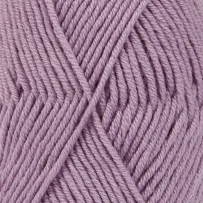 Merino Extra Fine Uni Colour / Drops / 22 Purple Medium