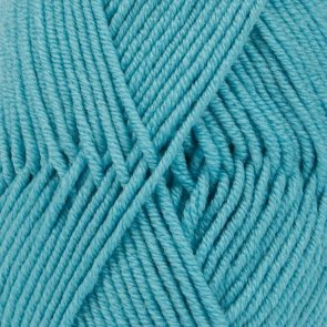 Merino Extra Fine Uni Colour / Drops / 43 Sea Blue