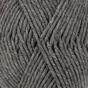 Merino Extra Fine Mix / Drops / 04 Medium Grey