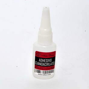 Quick-Drying Adhesive / Translucent
