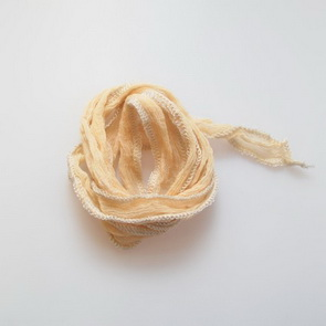 Silk String / Thin / Beige