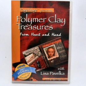 Polymer Clay Treasures / DVD