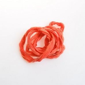 Silk String / Thin / Light Orange