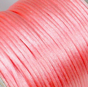 Satin Cord / 2 mm / Pink