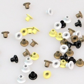 Eyelets for Pandora Beads / 50 pieces / Winter