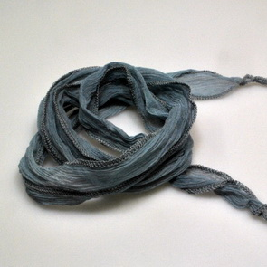 Silk String / Thin / Light Grey