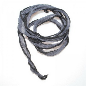 Silk String / Thin / Dark Grey