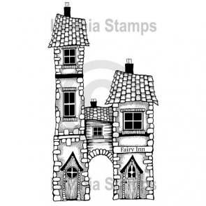 Silicone Stamp by Lavinia / Fairy Inn