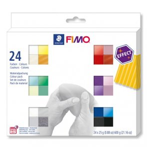 FIMO Effect / Set of 24 Colours