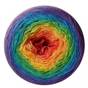 YarnArt Flowers 250 g / no. 277