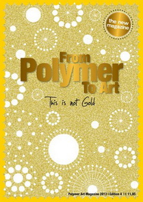 From Polymer to Art - Gold / časopis