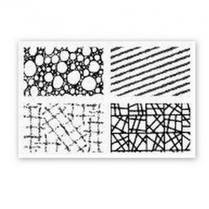 Clear Stamps / Geometric Textures II