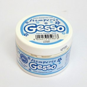 Gesso by Stamperia / White