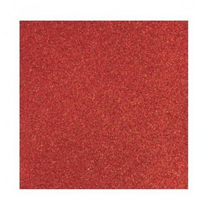 Scrapbooking Paper / Glitter / Red
