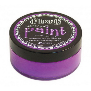 Dylusions Paint / Crushed Grape