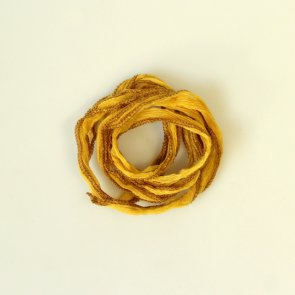 Silk String / Thin / Mustard