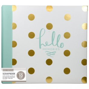 Scrapbooking Album by K&Company / Hello Memories