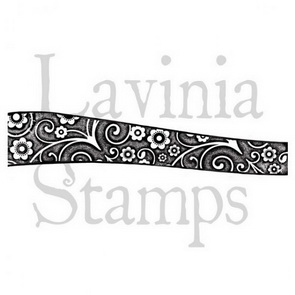 Silicone Stamps by Lavinia / Hill Border Floral
